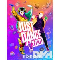 Just Dance 2020 PS4 játékszoftver + Stansson BSC375K kék Bluetooth speaker csomag