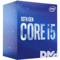 Intel Core i5 2,90GHz LGA1200 12MB (i5-10400) box processzor
