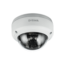 D-Link Vigilance Kamera 3 Mpx, PoE, IR 10m, 3DNR, WDR