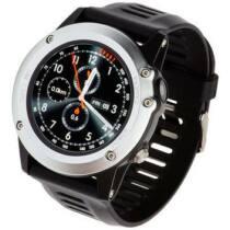 Smartwatch, Garett Expert 11W Ezüst Okosóra