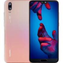 Huawei P20 DS pink