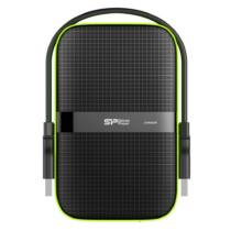 External HDD Silicon Power Armor A60 2.5'' 2TB USB 3.0, IPX4, Black