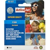 ActiveJet tinta, AE-612N   Cyan   13 ml   Chip   Epson T0612