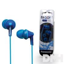 Panasonic RP-HJE125E-A kék fülhallgató