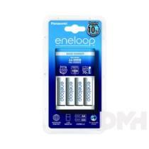Panasonic Eneloop KKJ51MCC40E akkutöltő timer + 4xAA 1900 mAh akku