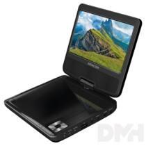 """Sencor SPV 2722 7"""" fekete hordozható DVD lejátszó"""