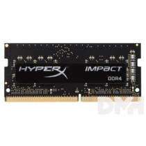 Kingston 8GB/2666MHz DDR-4 HyperX Impact (HX426S15IB2/8) notebook memória