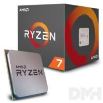 AMD Ryzen 7 2700X 3,70GHz Socket AM4 16MB (2700X) box processzor