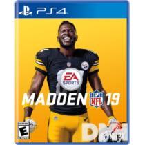 MADDEN NFL 19 PS4 játékszoftver