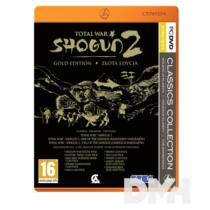 Total War: Shogun II Gold Edition Classic Collection PC játékszoftver