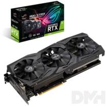 ASUS ROG-STRIX-RTX2060-O6G-GAMING nVidia 6GB GDDR6 192bit PCIe videokártya
