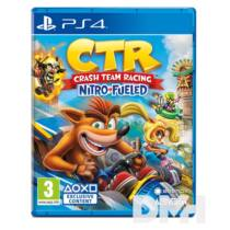 Crash Team Racing Nitro-Fueled PS4 játékszoftver