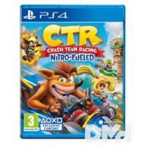 Crash Team Racing Nitro-Fueled PS4 játékszoftver