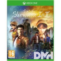 Shenmue I & II Xbox One játékszoftver