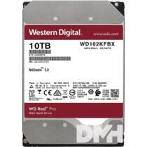 """Western Digital 3,5"""" 10000GB belső SATAIII 7200RPM 256MB RED PRO WD102KFBX winchester 5 év"""