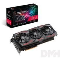 ASUS ROG-STRIX-RX5600XT-T6G-GAMING AMD 6GB GDDR6 192bit PCIe videókártya