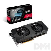 ASUS DUAL-RX5700XT-O8G-EVO AMD 8GB GDDR6 256bit PCI-E videokártya