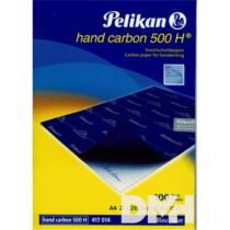 Pelikan kézi 500H 100db kék indigó