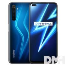 "Realme 6 Pro 6,6"" LTE 8/128GB Dual SIM kék okostelefon"