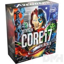 Intel Core i7 3,80GHz LGA1200 16MB (i7-10700KA) Marvel Edition box processzor