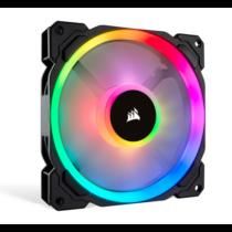 Corsair LL140 RGB LED Static Pressure 140 mm, PWM, single fan