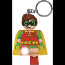 LEGO Kulcstartó elemlámpás Robin