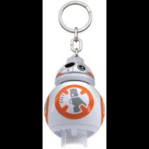 LEGO Kulcstartó világítással Star Wars BB-8