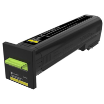 Toner Lexmark yellow CS820    22 000 pgs   CS820de / CS820dte / CS820dtfe