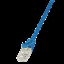 LOGILINK - patch kábel, CAT 5e UTP 1,5m kék