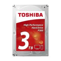 Internal HDDToshiba P300 HDD 3.5'', 3TB, SATA/600, 64MB cache, 7200RPM