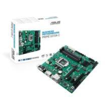ASUS PRIME Q370M-C, LGA1151 4xDDR4 2666, 2x DP. HDMI, DVI-D, D-Sub, USB-A 3.1