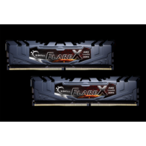 G.Skill Flare X (for AMD) DDR4 16GB (2x8GB) 2400MHz CL15 1.2V XMP 2.0