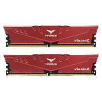Team Group Vulcan Z DDR4 16GB (2x8GB) 3200MHz CL16 1.35V XMP 2.0 Red