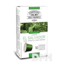 Compagnia Dell Arabica DEL156 El Salvador Single Origin Nespresso kompatibilis kapszula