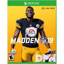 MADDEN NFL 19 XBOX One játékszoftver