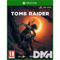 Shadow of the Tomb Raider XBOX One játékszoftver