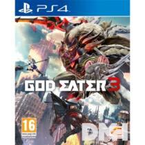 God Eater 3 PS4 játékszoftver