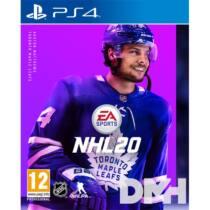 NHL 20 PS4 játékszoftver