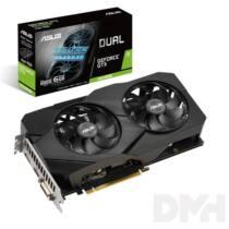 ASUS DUAL-GTX1660S-A6G-EVO nVidia 6GB GDDR6 192bit PCIe videókártya
