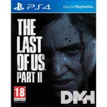 The Last Of Us Part II PS4 játékszoftver