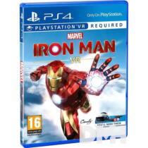 Marvel`s Iron Man VR PS4 játékszoftver