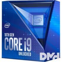 Intel Core i9 3,70GHz LGA1200 20MB (i9-10900K) box processzor