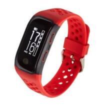 Smartband, Garett Fit 20 GPS Piros Okoskarkötő