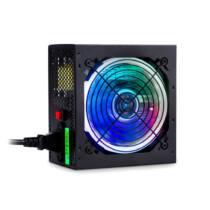 Akyga Pro ATX Power Supply 650W AK-P3-650 RGB Fan 12cm P8 5xSATA 2xPCI-E