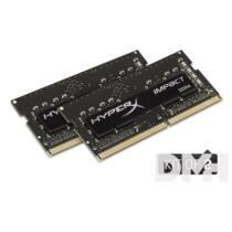 Kingston 16GB/2666MHz DDR-4 (Kit 2db 8GB) HyperX Impact (HX426S15IB2K2/16) notebook memória