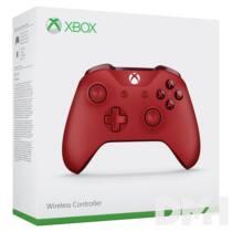 Microsoft Eddy Xbox One piros vezeték nélküli kontroller