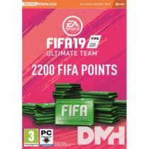 FIFA 19 2200 FUT POINTS PC játékszoftver