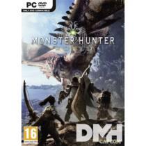 Monster Hunter: World PC játékszoftver