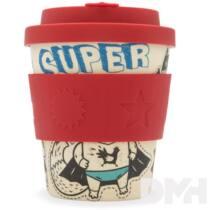 Ecoffee Cup Super Hero 250ml hordozható kávéspohár