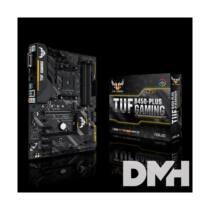 ASUS TUF B450-PLUS GAMING AMD B450 SocketAM4 ATX alaplap